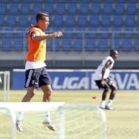 Cristiano Ronaldo adelanta su regreso al realmadrid