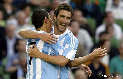 Once madridistas disputaron diversos partidos amistosos con sus respectivas selecciones nacionales