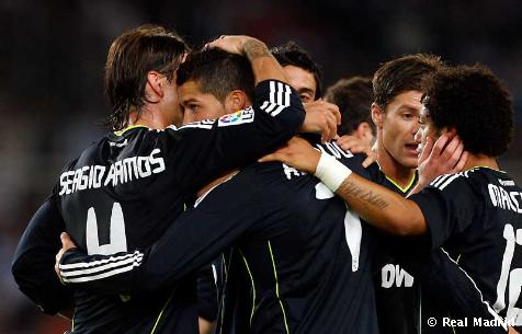 1-2: El Real Madrid se lleva los tres puntos de Anoeta con golazo de Di María incluido