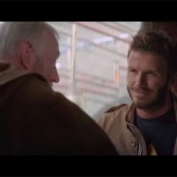 Adidas Originals presenta David Beckham en Star Wars Cantina 2010