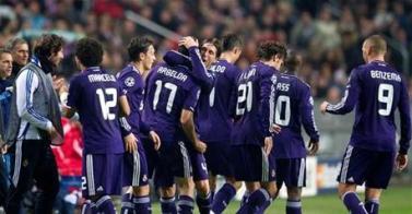 REAL MADRID 4-0 AJAX