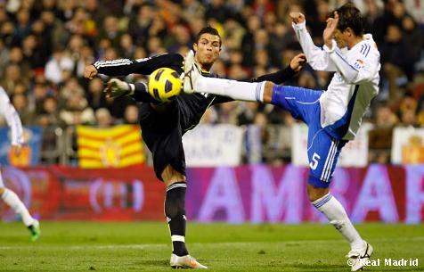 REAL MADRID 3-1 ZARAGOZA