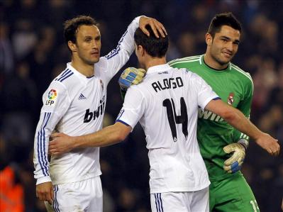 REAL MADRID 1-0 ESPANYOL