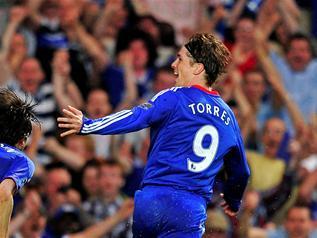 Fernando Torres alfin termina con su mala racha