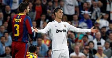 REAL MADRID 1-1 BARCELONA