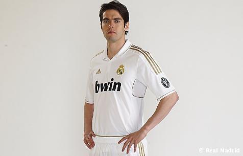 La nueva camiseta de el Madrid
