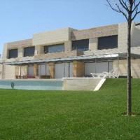 Esta es la casa de Cristiano Ronaldo