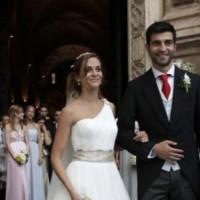 Raul Albiol se casó