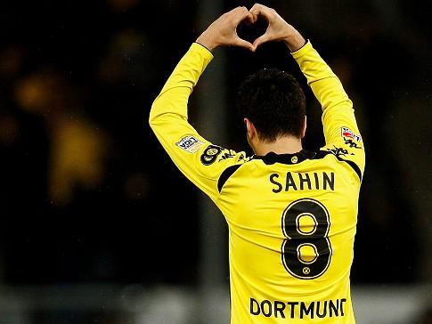 Nuri Sahin es el jugador mas prometedor de Europa