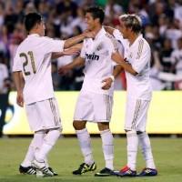 El Real Madrid clasifico al torneo herbalife Football Challenge