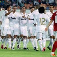 El Real Madrid llega invicto al clasico