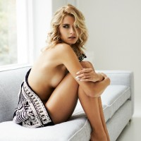 Sami Khedira's model girlfriend Lena Gercke