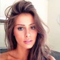 Meet Gabriella Lenzi, she is a well-known Brazilian model, a beautiful, sexy woman who Fab Wags welcome her as our newest soccer wag, after all she is dating Neymar, one of Barcelona's top players. @futbolife.info