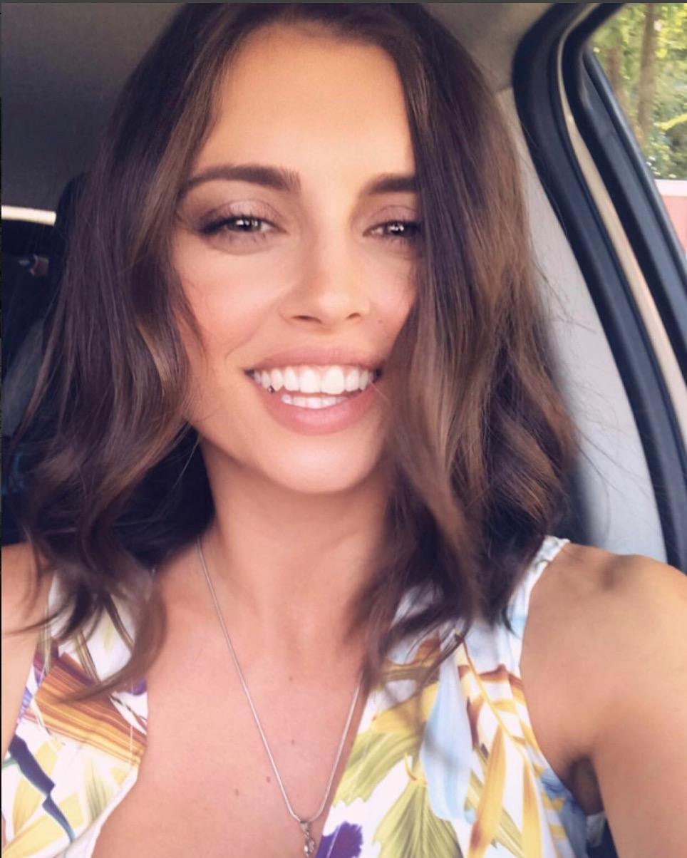Amra Silajdzic Looking Awesome   Super WAGS - Hottest
