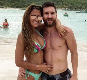 6 Things You Didn't Know About Antonella Roccuzzo,  Lionel Messi's Wife