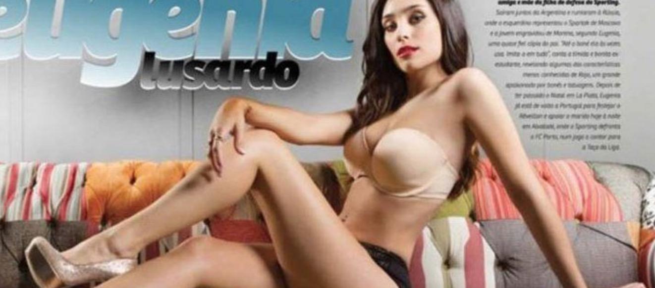 Eugenia Lusardo sexy