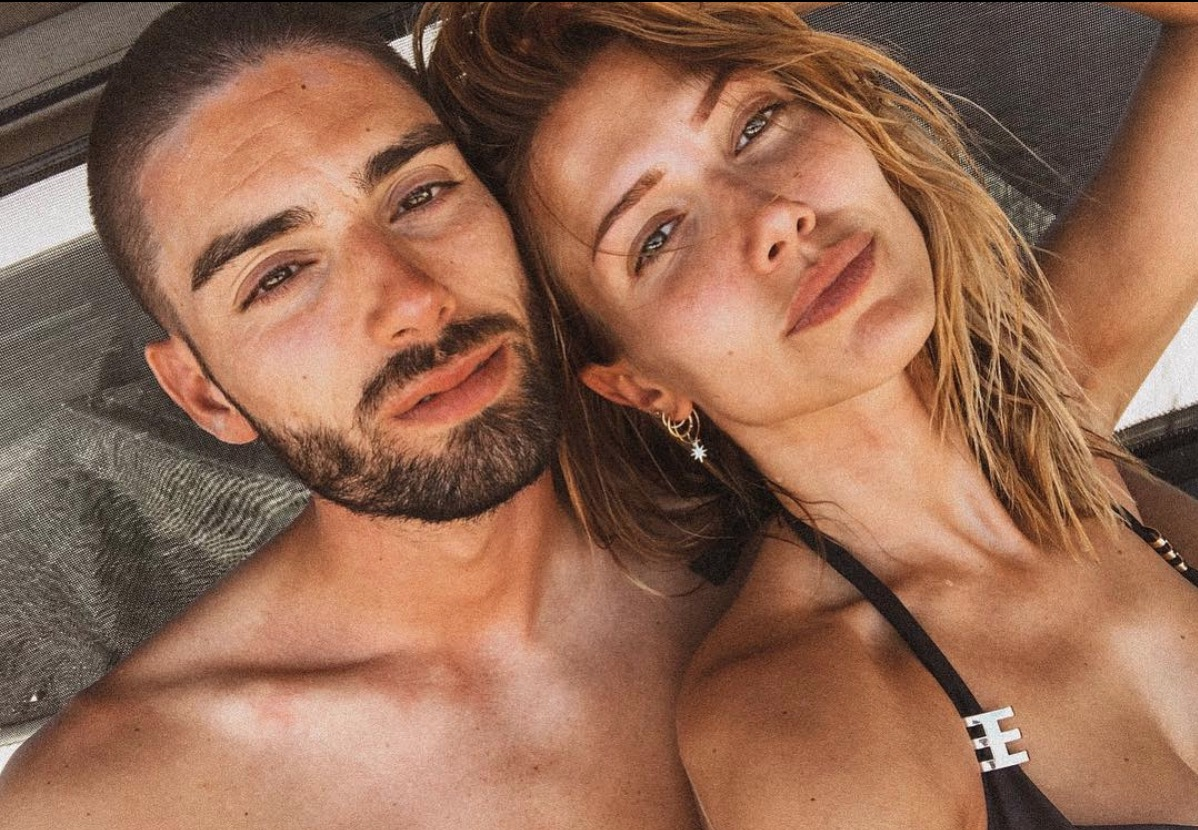 Yannick Carrasco's Girlfriend Noémie Happart