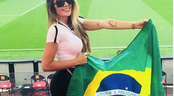 Larissa Pereira, 3 Facts About Roberto Firmino's Wife