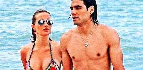 Lorelei Taron, 5 Things You Didn't Know About Radamel Falcao's Wife