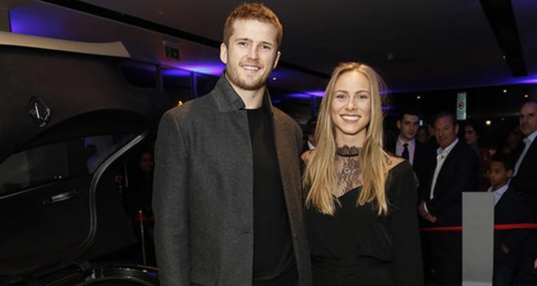 Meet Eric Dier's Girlfriend Maria Hansen