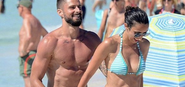 Olivier Giroud's Wife Jennifer Giroud And Former Mistress Celia Kay