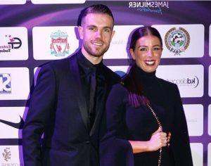 Rebecca Burnett, 4 Facts About Jordan Henderson's Wife