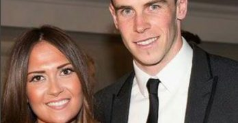 Gareth Bale's Girlfriend Emma Rhys-Jones