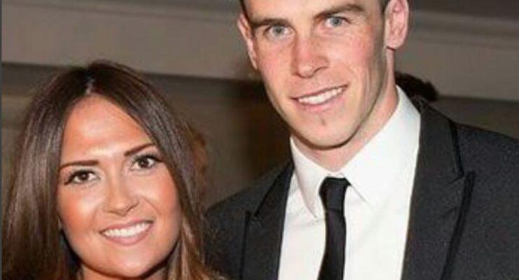 Gareth Bale's Girlfriend Emma Rhys-Jones