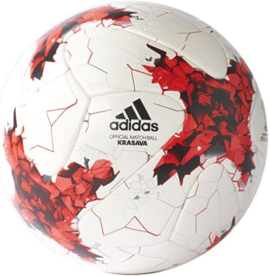 most expensive soccer ball: Adidas Performance Confederations Cup Official Match Soccer Ball