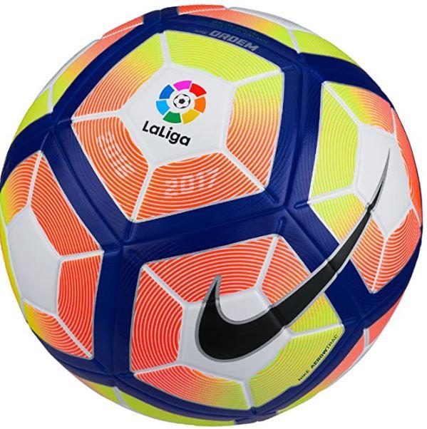 most expensive soccer ball: Nike Soccer Ordem IV La Liga Official Match Ball